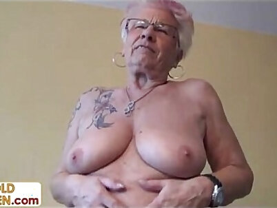 Come see Grandma while fucking @Youresalpha